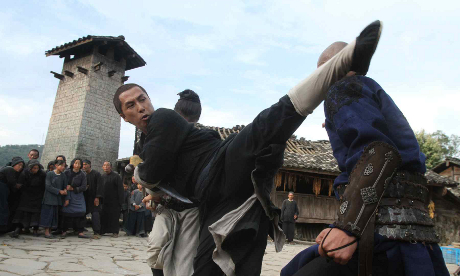Dragon Wu Xia Donnie Yen