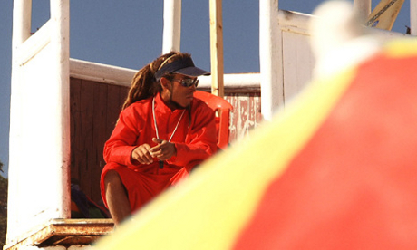 The Lifeguard El Salvavidas