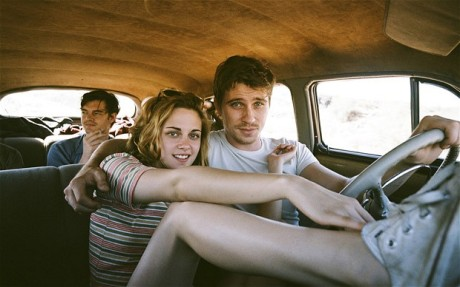 On the Road Garrett Hedlund Kristen Stewart Sam Riley