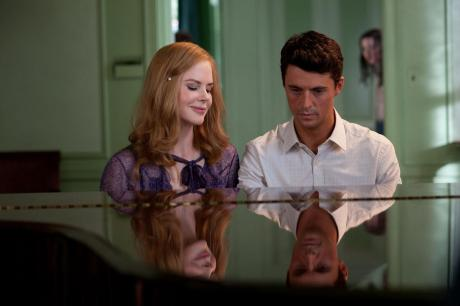 Nicole Kidman and Matthew Goode Stoker