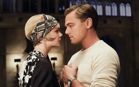 Leonardo DiCaprio and Carey Mulligan The Great Gatsby