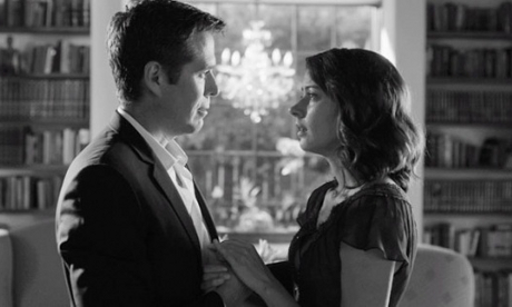 Amy Acker and Alexis Denisof